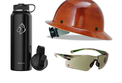 Hard Hat Gift Package