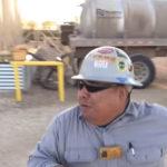 Oil Field Hardhat